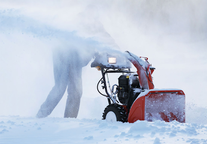 Who Invented Snow Blowers